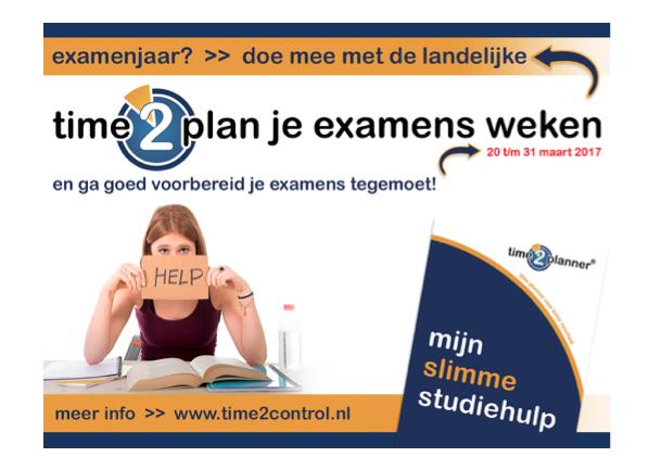 leren en plannen voor je examens IKsamensterk
